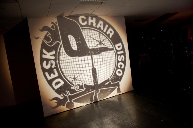 Deskchair disco