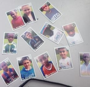 Our team photos at Burmantofts
