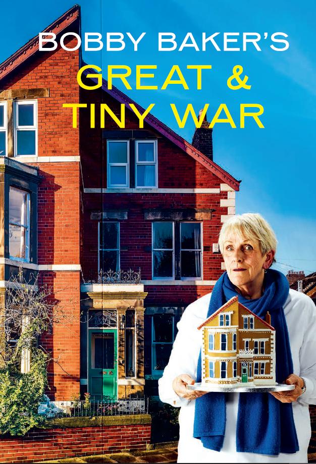 Bobby Baker's Great & Tiny War book
