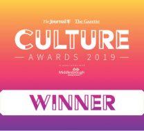 Journal Culture Award logo