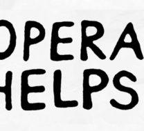 Opera Helps logo